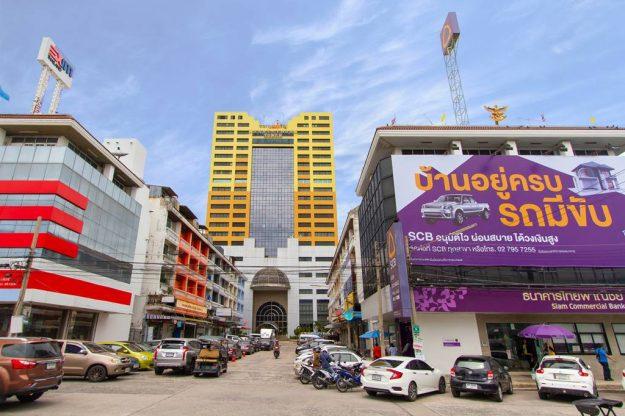Talaythong Tower